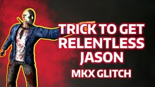 MKX 1.18. How To Get Relentless Jason Voorhees. Limited time only. Hurry up!! mortal kombat x glitch