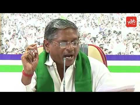 Rythu Vibhagam President Nagireddy Says Agriculture is completely let down by Chandrababu   YOYO TV