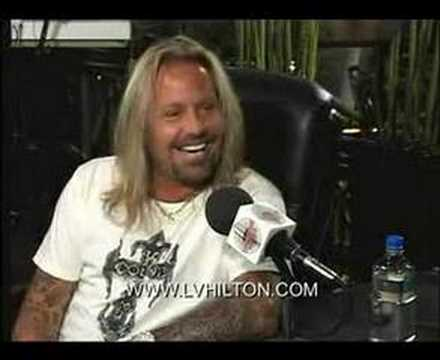 VINCE NEIL TALKS WITH IRA, PART 2