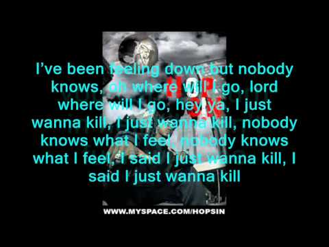 Hopsin-Where Will I Go(Lyrics) Music Videos