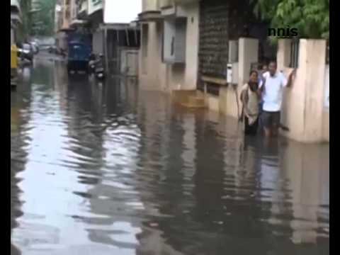 Maninagar Cries For Help In Monsoons