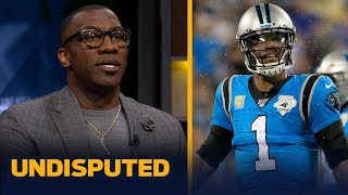 Shannon Sharpe on Carolina's loss: 'Something's wrong with Cam' | NFL | UNDISPUTED