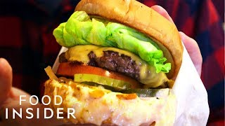 The Best Burger In Los Angeles | Best Of The Best