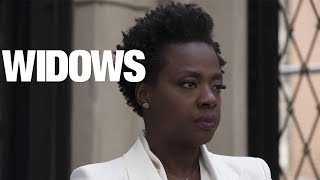 Widows - Finding Meaning In Contrast