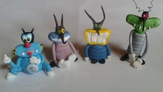 Oggy e i maledetti scarafaggi TUTORIAL SEMPLICE E VELOCE