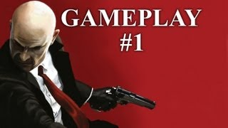 Hitman: Absolution Gameplay #1 [GER|Ranzratte]