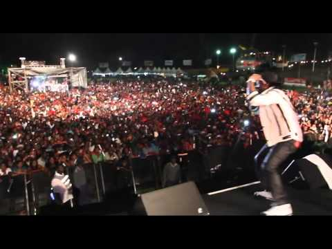 P Square - Live Performance In Zimbabwe [Part 1]