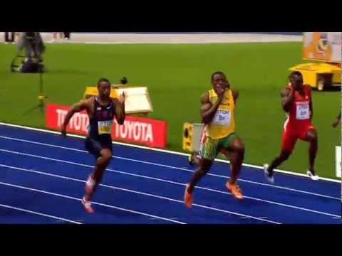 Usain Bolt: The Movie - Dissection Of My 100m Sprint **on Dvd Now** video