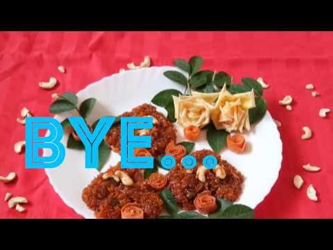 #Carrot-Rose Halwa #Sweet #Dessert #Carrot Gulab Halwa