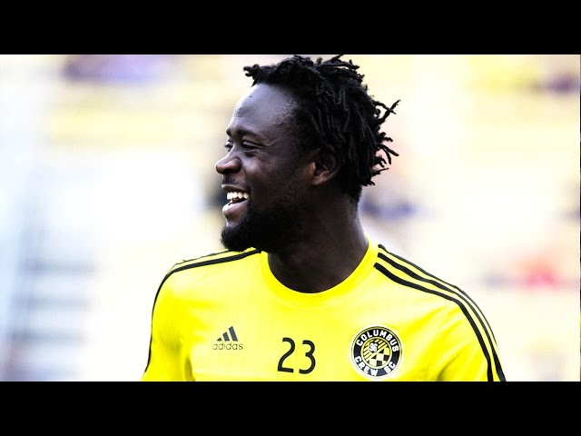 GOAL: Kei Kamara does his best Pipa impression with a lovely chip