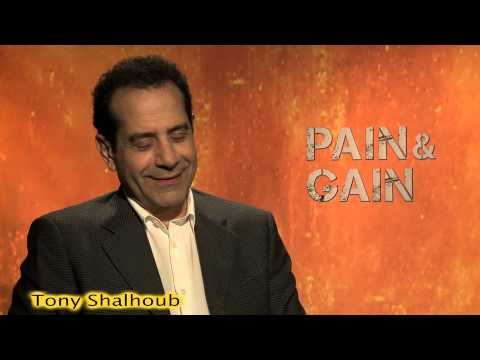 PAIN & GAIN Interview with Ken Jeong, Bar Paly, & Tony Shaloub