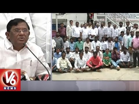 Telangana SC ST Leaders To Protest In Delhi Over SC ST Atrocity Act | V6 News