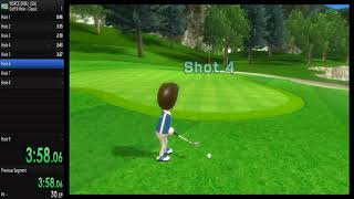 Wii Sports Resort: Golf 9 Hole - Classic In 6:47