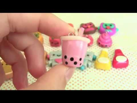 CHARM UPDATE: #2 Cubed Fruits, Boba, Robots, Mamegoma & More!