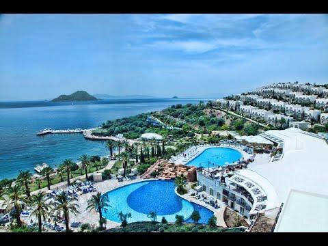 Обзор отеля Yasmin Bodrum Resort 5 * Турция Бодрум