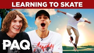 How to Dress like a Skater... 4 LOOKS & TRICKS TESTED | PAQ Ep #29 | A Show About Streetwear
