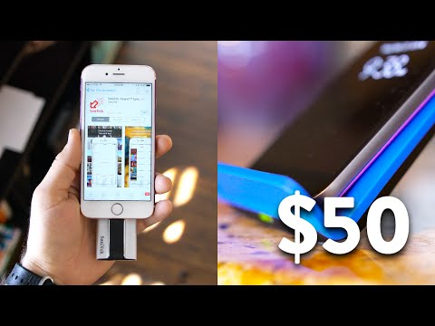 Epic Tech Under $50 - March 2016