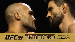 UFC 195 Embedded: Vlog Series - Episode 5