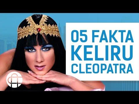 TERNYATA CLEOPATRA BUKAN ORANG MESIR | 5 FAKTA KELIRU TENTANG CLEOPATRA