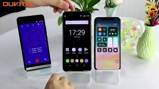 OUKITEL K6 vs iPhone X power consumption test-unbelievable endurance