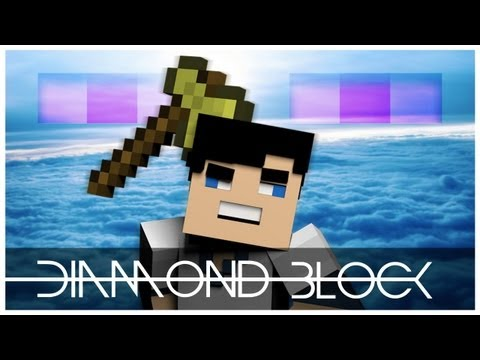 Diamond Block - Minecraft Animation