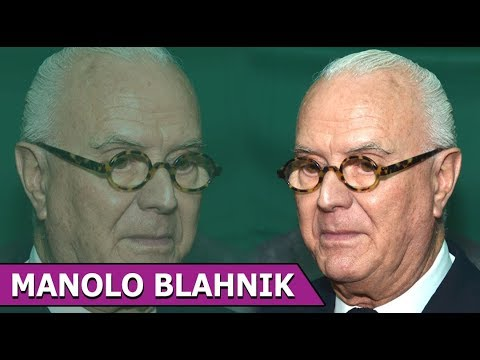 Manolo Blahnik | Spanish Fashion Designer | Fashion Memior | Fashion Funky