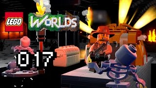 WAS GEHT HIER AB !?  - Let's Play Lego Worlds Gameplay #017 [Deutsch] [60FPS]
