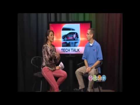 Mobile Devices and the Cloud - Tech Talk on Better KC shown on KCTV5 and KSMO