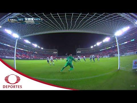 Resumen Necaxa 2 - 1 Pachuca | Cuartos de Final | Televisa Deportes