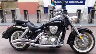 Honda shadow vtx retro 1300 cc año 2003