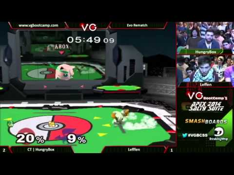 Team Curse Welcomes HungryBox to the Super Smash Bros Team