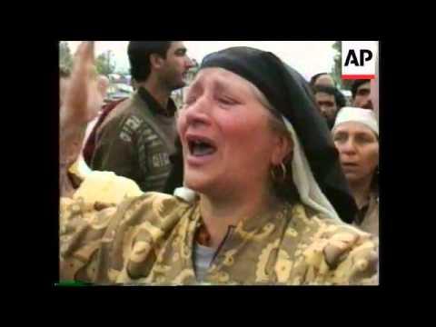 Kashmir - Demonstration Against Army Presence