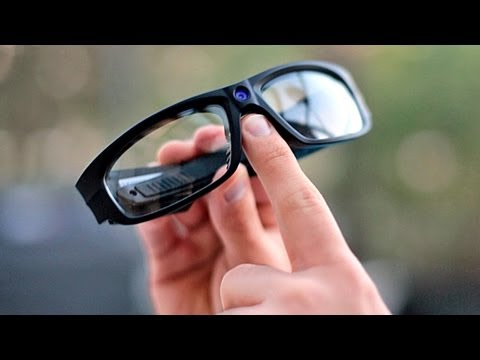 Pivothead Durango Chameleon (Transitional 1080p HD Video Camera Glasses) - Review & Footage