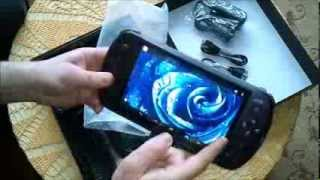Unboxing JXD S7800B RK3188 1 6GHz 7 inch Tablet PC GamePad Android 4 2 Quad Core IPS Capacitive