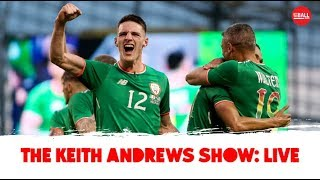 The Keith Andrews Show - What got to Rice? Special guest Kevin Kilbane