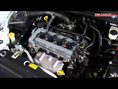 FAW V5, мотор
