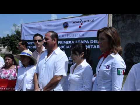 invierte gobierno federal más de 16 mdp en infraestructura para tuxtepec