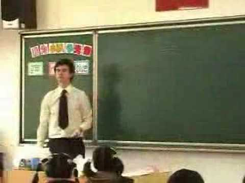 Teaching Science in Shanghai, China