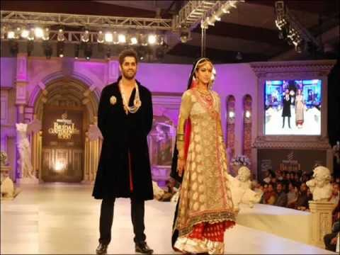 Bridal Couture Fashion Show in Karachi (April 2012)