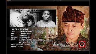 Download lagu Widi WIdiana - kapah Jumah