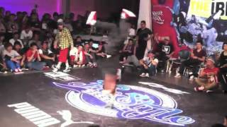 Bboy The End – Short Trailer 2012: He Will Be Back