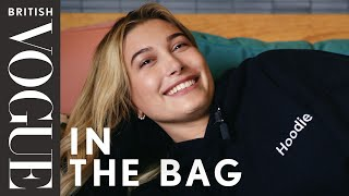 Hailey Baldwin In The Bag Episode 3 British Vogue