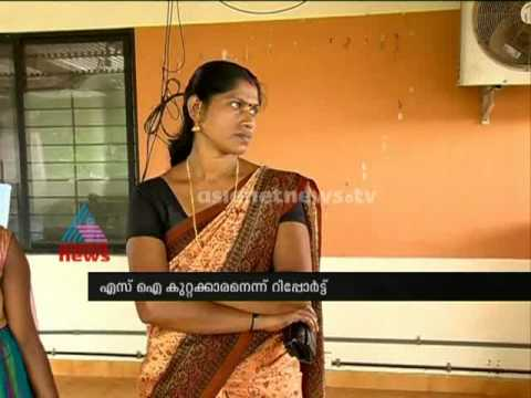 10 year old girl travel police jeep, case against SI : FIR 25th Sep 2014