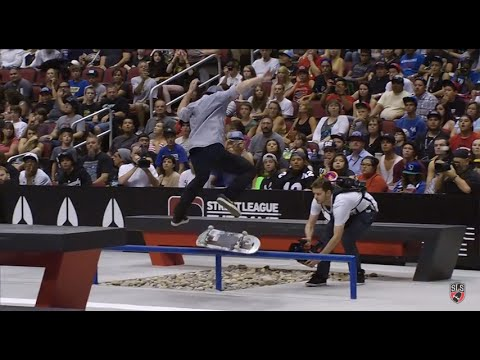 Street League 2012: mophie Charged Up Performance - Shane O'neill