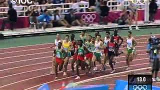 Hicham EL GUERROUJ  Athènes 2004 1500m and 5000m - gold medal Winner