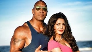The Rock Priyanka Chopra New Hollywood Movie Trailor