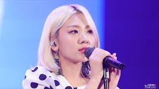 [4k] 170715 볼빨간사춘기 안지영 X SONG(엑스송) BY 미스터신 롯데월드 쿨 썸머 콘서트
