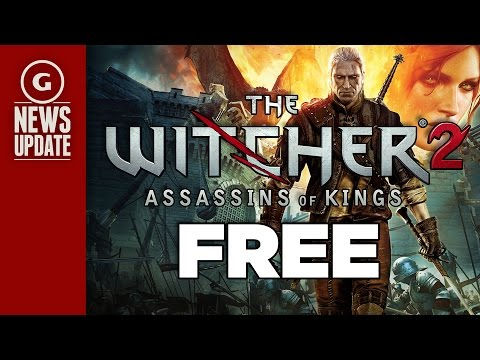 Get The Witcher 2 For Free - GS News Update