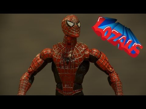 SPIDERMAN Stop Motion Action Video Part 1 Trailer