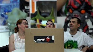 EPIC COLIS FUNKO POP !!! Halkor box unboxing - Family Geek